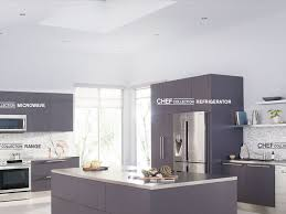 gourmet kitchen designs kitchen 19 samsung chef collection kitchen appliance bundle