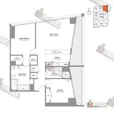 icon brickell floor plans icon brickell viceroy unit 2402 condo for sale in brickell