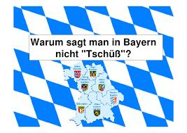 bayrische sprüche bayrisches ü