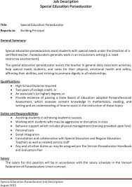 paraprofessional cover letter examples stackingportfolio cf