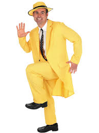 the mask costume yellow suit the mask costume fs2783 fancy dress