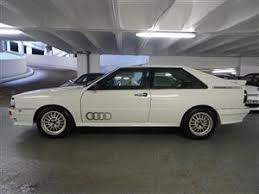audi quattro for sale used audi quattro cars for sale with pistonheads