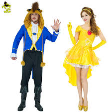 Belle Halloween Costume Women Aliexpress Buy 2017 Sale Movie Beauty Beast