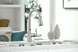 moen benton kitchen faucet moen benton faucet arbor single handle pull kitchen