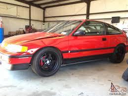 custom honda crx honda crx fuly built b18 vtec turbo 400 whp