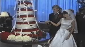 wedding cake gif what s the worst wedding disaster you ve witnessed