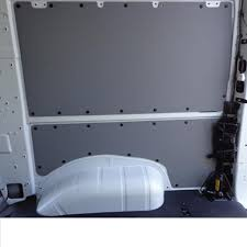 nissan nv2500 high roof penda van panels nissan nv van liner kit inlad truck u0026 van company