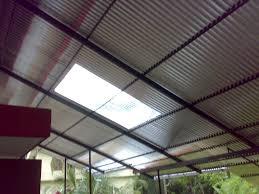 Aluminium Home Decor Aluminium Roofing Sheet Gharexpert