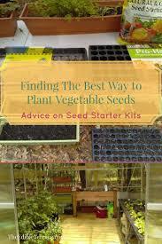 best 25 seed starter kit ideas on pinterest seed starter ideas