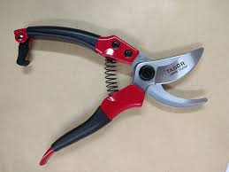 tabor tools lightweight pruning shears garden bypass pruner with