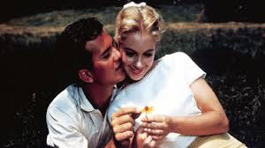 Beautifulapril Bland Confection Pat Boone And Shirley Jones In April Love 1957