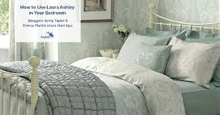 how to use laura ashley to decorate your bedroom good to be home