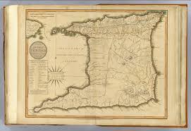 Map Of Trinidad Trinidad David Rumsey Historical Map Collection