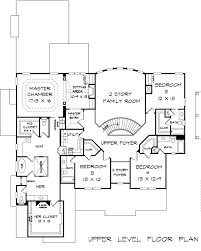 luxurious marion manor house plan blueprints floor plans