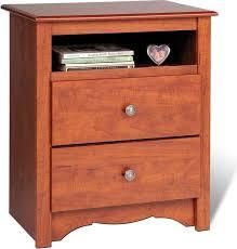 Cherry Wood Nightstands Cherry Nightstands Easy Home Concepts