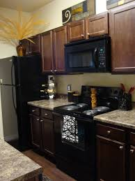 this layout could work for the backside of the kitchen dark