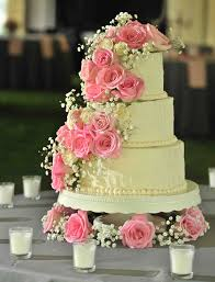 wedding cake flowers the sun bakery special occasion and wedding cakes in east