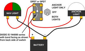 boat light wiring diagram boat wiring diagrams instruction