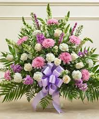 funeral floral arrangements funeral flowers wreaths baskets sprays and tributes by