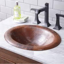 bathroom copper tones fixtures etc salem nh