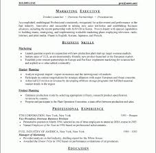 top resumes examples standard resume example
