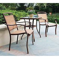 Bistro Sets Outdoor Patio Furniture Outdoor Bistro Table And Chairs Bikepool Co