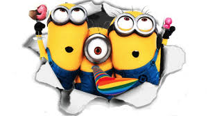 disney happy minions and eggs kinder with thanksgiving day