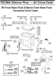 thetford tecma toilet 24 volt ceme solenoid valve 38142