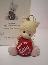 precious moments ornaments ebay