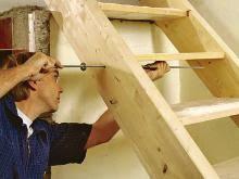 treppe selbst bauen holztreppe selbst bauen ratgeber bauhaus
