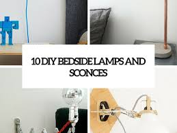 bedroom 31 super ideas modern table lamps for bedroom stylish