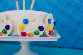 10 Art Birthday Party Ideas For Your Little Picasso U2022 The