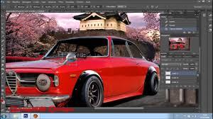 alfa romeo classic gtv alfa romeo giulia gtv virtual tuning photoshop youtube