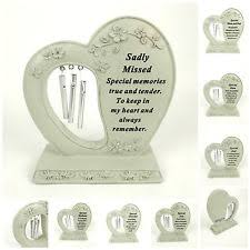memorial for special shaped grave ornament funeral