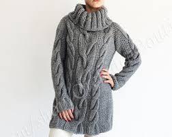 Sweater With Thumb Holes Thumb Hole Sweater Etsy