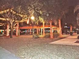 largo central park christmas lights many lights picture of largo central park largo tripadvisor