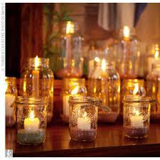 Rustic Weddings Real Weddings A Rustic Wedding In Galena Il Candle Cere