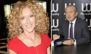 former qvc host with short blonde hair kelly hoppen talks qvc designs dragons den and working with alan