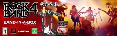 guitar hero live amazon black friday amazon com rock band 4 band in a box bundle xbox one mad catz