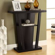 Accent Tables Sale | monarch specialties 2540 32 inch hall console accent table in