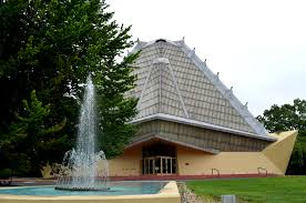 david wright architect beth shalom synagogue is in elkins park pennsylvania frank lloyd