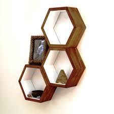 Diy Honeycomb Shelves by Diy Hexagon Shelves U2014 Best Home Decor Ideas Honeycomb Shelves