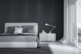 Black And White Bedroom With Grey Walls 42 Gorgeous Grey Bedrooms