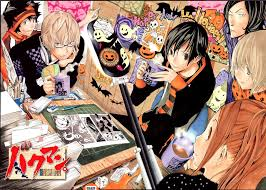 anime happy halloween bakuman inspiration kaoabi u0027s character pinterest manga and