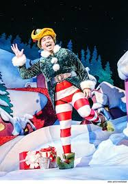 the santaland diaries at portland center stage