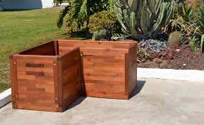 the forever corner planters built to last decades forever redwood