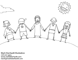 7 continents coloring pages