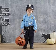 Police Halloween Costume Kids Toddler Policeman Costume Pottery Barn Kids