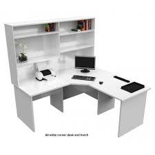 white corner office desks for home awesome origo corner office desk workstation with hutch home study