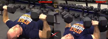 Proper Bench Form Small Change To Bench Press More Weight Save Your Shoulders